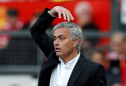 J.Mourinho trina rankomis: dabar taip pigiai R.Lukaku nebūtume gavę