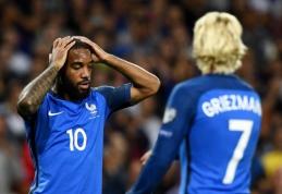 PČ atrankoje - sensacija: Liuksemburgas sužaidė lygiosiomis su prancūzais (VIDEO)