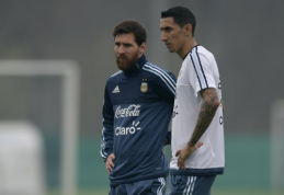 "Spauda: A. Di Maria taps ""Barcelona"" žaidėju (ATNAUJINTA)"