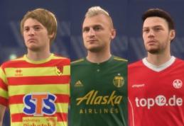 Kokie Lietuvos rinktinės futbolininkų reitingai žaidime FIFA 18?