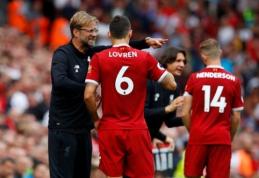 """""""Liverpool"""" problemų gynyboje sprendimas? 15 gynėjų, kurie atrodytų geriau už D. Lovreną (straipsnis)"""