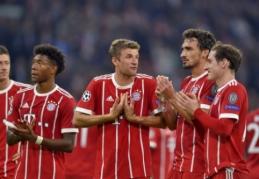 """Į """"Bayern"""" rikiuotę sugrįžo trys futbolininkai"""