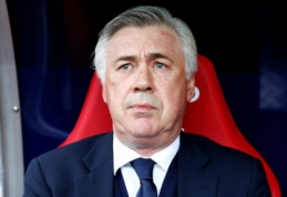Spauda: C. Ancelotti kelsis į Kiniją