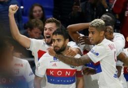 """Prancūzijoje - dramatiška """"Lyon"""" pergalė prieš """"Monaco"""" (VIDEO)"""