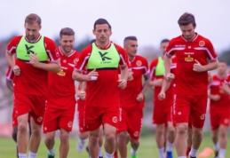 Puikios žinios Lietuvos rinktinei - Maltos ekipą išretino traumos