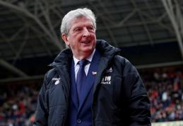 Prieš burtų ceremoniją R.Hodgsonas ragina anglus nieko nebijoti