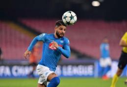 """N. Amoruso: """"Juventus"""" turi pasisaugoti Insigne"""
