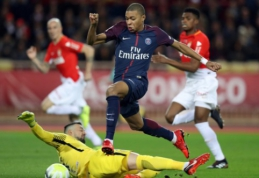 "T. Silva: Mbappe manė, kad dar atstovauja ""Monaco""!"