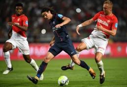 """Laukiamiausia """"Ligue 1"""" akistata: """"Monaco"""" - PSG (apžvalga)"""