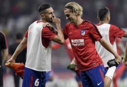 Koke: Griezmannas yra laimingas Madride