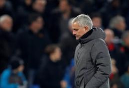 J. Mourinho po pralaimėjimo Bazelyje: Pogba keitimas kainavo brangiai