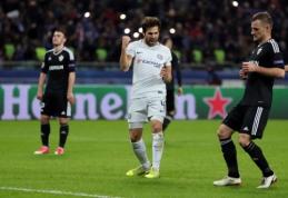 """Varžovus sutriuškinusi """"Chelsea"""" užsitikrino vietą Čempionų lygos atkrintamosiose varžybose (VIDEO)"""