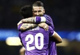 S. Ramosas apie M. Asensio: iš jo pamatysime dar daug panašių įvarčių (VIDEO)