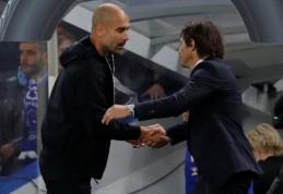 "A. Conte: ""Man City"" yra didelė problema"