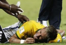Neymaras prisiminė žiaurią traumą patirtą pasaulio čempionate: aš galėjau nebevaikščioti
