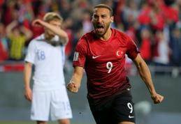 """Spauda: """"Everton"""" perka Turkijos rinktinės žvaigždę"""