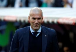 T. Henry: kalbėti apie Z. Zidane'o atleidimą yra juokinga