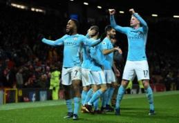 """W. Rooney nemato """"Man City"""" kaip vienos iš geriausių ekipų istorijoje"""