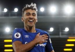 """""""Everton"""" pratęsė kontraktus su trimis talentais"""