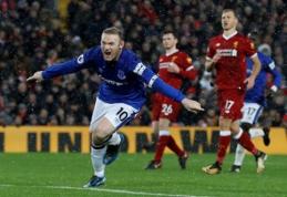 """""""Liverpool"""" išleido pergalę miesto derbyje, """"Arsenal"""" išplėšė lygiąsias prieš """"Southampton"""" (VIDEO)"""