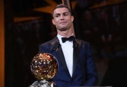 R. Carlosas: Ronaldo laukia dar daugiau apdovanojimų