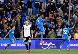 """Dešimtyje žaidusi """"Getafe"""" pirmą kartą šiame sezone nugalėjo """"Valencia"""" (VIDEO)"""