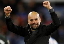 P. Guardiola: norėčiau, kad Ispanija triumfuotų pasaulio čempionate