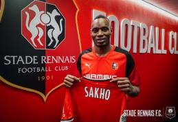 "Oficialu: ""West Ham"" palikęs D. Sakho grįžta į Prancūziją"