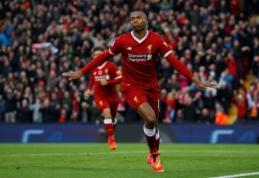 """D. Sturridge'as neturės garantuotų minučių net jeigu ir liks """"Liverpool"""""""