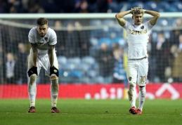 """Fiasko patyręs naujas """"Leeds"""" logotipas bus persvarstytas (FOTO)"""