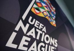 Paaiškėjo Lietuvos rinktinės varžovai UEFA Tautų lygoje
