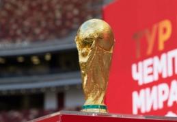 FIFA atstovas: šią vasarą pasaulio čempionate bus naudojamasi VAR sistema