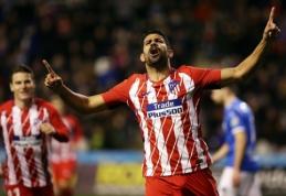 D. Costos sugrįžimas pažymėtas įvarčiu Karaliaus taurės aštuntfinalyje (VIDEO)