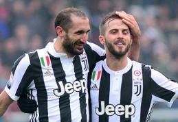 """M.Pjaničius: """"Juventus"""" tikslas - """"treble"""""""