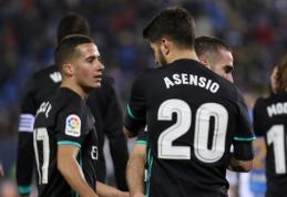 Z. Zidane'as: Asensio ir Vazquezas visada nusipelno daugiau