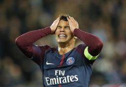 """Prieš """"Real"""" ir PSG dvikovą - netikėti pasikeitimai Prancūzijos ekipos sudėtyje"""