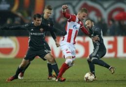 Europos lygos šešioliktfinalis prasidėjo serbų ir rusų lygiosiomis (VIDEO)