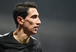 """Di Maria įspėja """"Real"""": esame stipresni nei praėjusį sezoną"""
