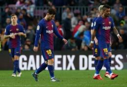"""""""Barcelona"""" namuose nesugebėjo palaužti Madrido ekipos (VIDEO)"""