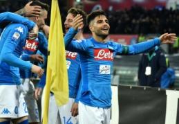 """Serie A"": ""Milan"" aplenkė ""Atalanta"", ""Napoli"" sutriuškino ""Lazio"" (VIDEO)"