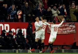 """""""Sevilla""""- Karaliaus taurės finale (VIDEO)"""