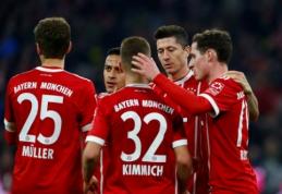 """""""Bayern"""" varžovus iš Dortmundo sudaužė lyg Velykinius kiaušinius (VIDEO)"""