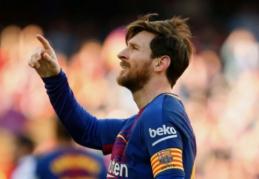 L. Messi gali praleisti dar vienerias rungtynes