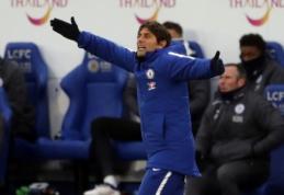 Patikimi šaltiniai: PSG veda derybas su A. Conte