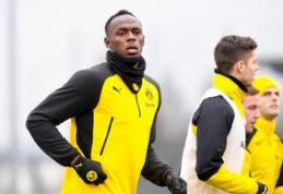P. Stogeris: U. Boltas nėra pasiruošęs aukščiausiam lygiui