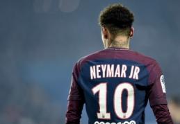 M. Asensio: pažiūrėsime, ar sutiksiu Neymarą Madride