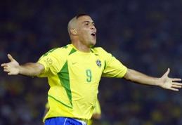 Ronaldo atskleidė garsiosios šukuosenos paslaptį