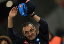 """Su """"Premier"""" lyga siejamas M. Sarri artėja prie naujo kontrakto su """"Napoli"""""""