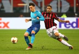 """Europos lygos intrigos: """"AC Milan"""" ir """"Borussia"""" išsigelbėjimai bei """"Dynamo"""" staigmena prieš """"Lazio""""?"""