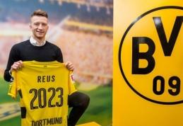 """Traumas nuošalyje palikęs M. Reusas susiejo ateitį su """"Borussia"""""""